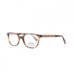 Léo - Uncompromising and full of passion, this eminently masculine frame gives the glance a certain assurance.