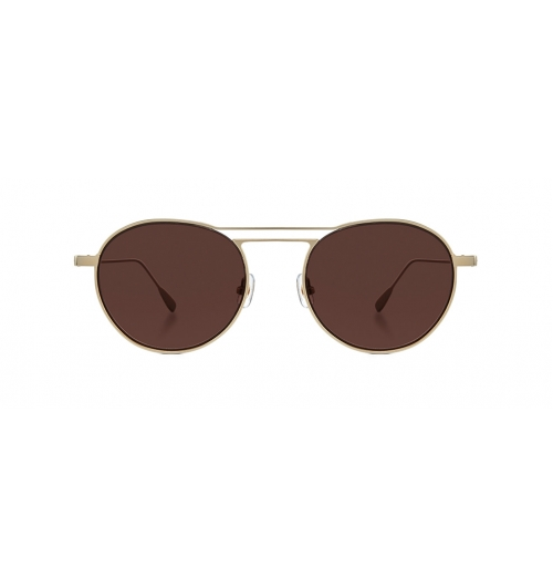 CODE - MUZIK's 2018 SS main concept wit is absorbed in Code by designing two bridges with different thickness. Rimless part in between two bridges is the main point of CODE.