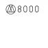 8000eyewear -  5M157 - FAOFLEX