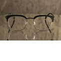 WALSH / COLLECTION//03 / CLASSIC LINE - <p>WALSH //</p> <p>Acetate combined with stainless steel in a<br />dateless classic design with soft touches will<br />present a formal yet playful look to its user<br />while keeping a stern impression // Available in 4 different colors both sun and optical</p> <p>This Hypoallergenic and light weight frame is made with the highest grade of strong<br />and tensile Japanese stainless steel sheet material // Pad arms and exclusive pads are<br />all made in Germany // Highest Quality evaporated coloring on all models // The finest<br />acetate amongst several, made in dry-block, manufactured in Italy by Mazzuchelli //<br />Designed in Belgium, produced and engineered in Germany //</p>