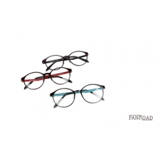 PANROAD - Panroad is popular and practical eyewear that can be comfortably worn for a long time. It was born with a passion for the best quality and design. There are 19 models total and we strive to continue developing more models.   The material is TR-90 (Gril Amid) from EMS in Switzerland and this helps us to reflect popular and creative design on fronts and temples with a variety of colours.