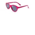 MOD.ET1003 - col.608 - <p>Unisex model of the collection ENOX TEENAGER sunglasses in acetate, with a fresh and casual design. Available in 4 different colors, from red to mint green with mirrored lenses, to fuchsia and light blue with polarized lenses. All variants have in common the distinguishing dotted pattern inside the temples. The frame is extremely comfortable and gives a casual and informal look, guaranteeing the maximum UV ray protection.</p>