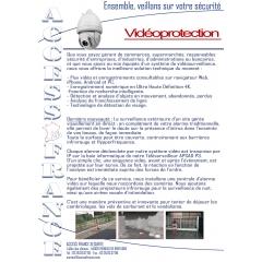 video surveillance - <p>Video Protection</p>