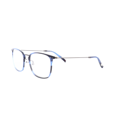 The 1880 Collection - 60078 - Morel's 1880 Collection name and inspiration stems from the brand's long history and the year Morel was established. Morel has a rich, exciting history of creating different styles of eyewear throughout the decades for today's trend.   This new collection is influenced by Tydée, an iconic model launched in the 60s with millions of pairs sold throughout the world! Tydée's original outstanding feature was its extreme elegance expressed by the slim temples. The frame was produced in numerous fashionable shapes.   The design of this frame has kept the best aspects of its 60s style – the slim temples – but has traded the metal front for a vintage combination using slim HD (high definition) acetate.