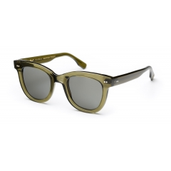 FRANK JR. // beer bottle green - <p>High quality Mazzucchelli acetate frame with Zeiss sunlenses and real durable 5-barrel hinges. Made in Europe, limited editions</p>