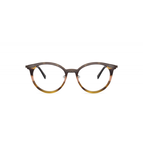 Katrine - Acetate Frame - Katrine is a sophisticated optical frame with feminine curves and delicate contrasts.