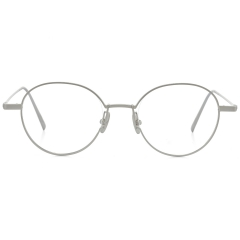 REDI - The lower rims of REDI connect naturally to its bridge in forming spaces for the nose pads. Although REDI features simple rim shapes that are usually featured on Boston shaped eyewear, the one-of-a-kind design details featured in its bridge and nose pads helped it creates an individuality of its own.