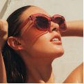 Cleo - <p>The Cleo is our modernised throwback to bolder cat-eye sunglasses of warmer decades.</p>