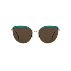 DAY DREAM - Cat's eye shaped sunglasses, Day Dream gives sophistic vibe with its color variation on TR material and lens.