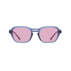 """SPELLBOUND - These full acetate sunglasses feature a square shape and double-lined short bridges. Just like its name, """"SPELLBOUND"""" these unique details complete a charming outfit when they are worn."""