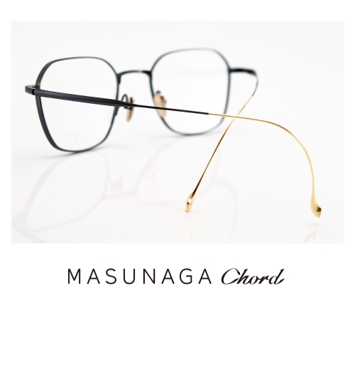 CHORD - MASUNAGA CHORD comes in two versions: Titan version and Titan & K18 Gold version. They are harmony of elegant design and the highest techniques cultivated over 100 years, MASUNAGA's history.