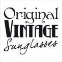 Original Vintage Sunglasses - ORIGINAL VINTAGE SUNGLASSES