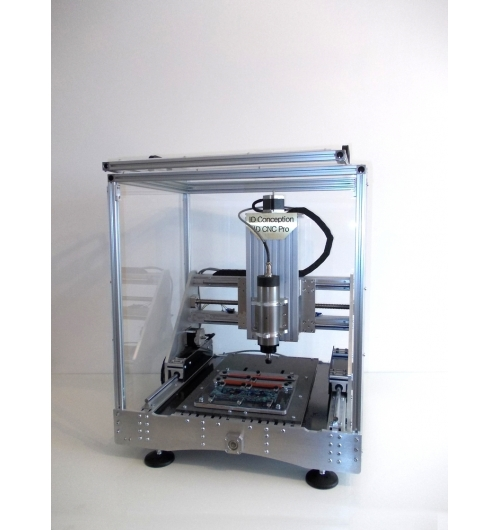 CNC milling machine - CNC specialized in eyewear making. For unique pieces  or little series (up to 300 frames/month)