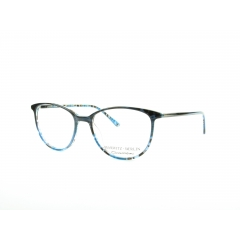 A 86 - Super thin ladies frame with an elegant shape for small faces in four color alternatives.