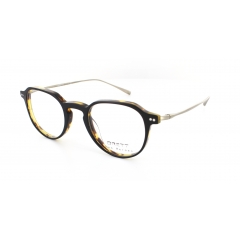 Archie - This model takes inspiration from the Brett DNA brand. The very thin and thick sections bring  an elegant and raw style. This contrast is feasible thanks to the way to cut the acetate materials.