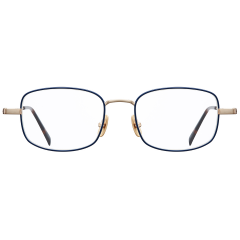 DAB - This squared frame seems like a very classical frame, but it is accented with angled bridged detail, creating unique silhouette at the same time. Since this bridge is unusually positioned higher, it can be layered as an iconic fashion item