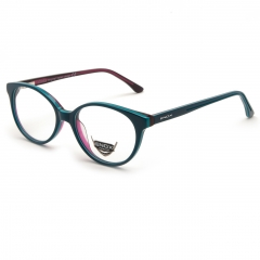 EJ19 - A unisex optical frame of the ENOX JUNIOR line, made in high-quality acetate, extremely comfortable and light. The sober and rather rounded design as well as the perfect fit also due to the flex of the temples, make it suitable for every kind of young face. Available in 6 colors, all with the coupling of the overlapping slabs even in the length of the temples. The colors, electric blue, purple, burgundy, emerald, olive green and burgundy, make this model cheerful, bright and also appreciated by the youngest public.