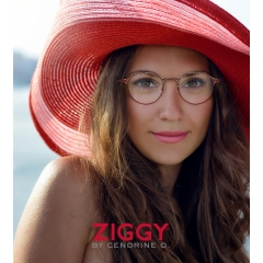 ZIGGY By Cendrine O. 1920 - Women's frame