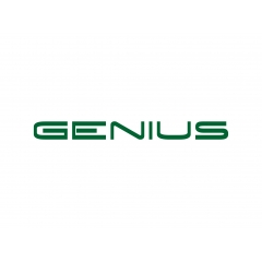 Genius - Genius is an ideal progressive lens design for individuals with multiple daily visual demands.  The Genius lens offers easy design adaption and is improved with the Freeform manufacturing process added to the back surface of the lens.  Genius offers excellent design symmetry which eliminates the effects of peripheral image disorder and provides a wider field of view in the lower periphery.  Genius is an deal everyday progressive for larger diameter frames with longer corridor lengths (7, 9, 11, 13 and 15) and minimum fitting heights ranging from 18 to 24 millimeters.
