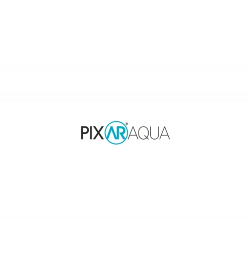 PixAR AQUA - super hydrophobic integral anti reflection coating More transparent view with aesthetics in mind PixAR AQUA has the benefit of colourless and transparent coating;  It is not desirable for many end users when a frame is picked that mismatches with the usual green colour of AR coating of the lens