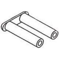 plastic staples