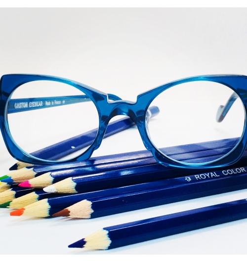 Matigon frame - <p><br />Matignon model,</p> <p>Cellulose acetate frame manufactured in France.</p> <p>Available in 5 colors</p>
