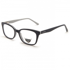 EJ15 - A unisex optical frame of the ENOX JUNIOR line, made in high-quality acetate, extremely comfortable and light. The sober and rather squared design as well as the perfect fit also due to the flex of the temples, make it suitable for every kind of young face. Available in 6 colors, all with the coupling of the overlapping slabs even in the length of the temples. Electric blue, purple, red, dark blue, black,  strawberry, make this model cheerful, bright and also appreciated by everyone.