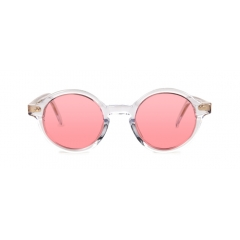 BOOGIE - 'TINT IT UP', a special limited edition project for this 17 S/S season, is created by fitting blue, pink and orange tinted lenses onto the most popular optical models from MUZIK and offering a new, original side of MUZIK with tinted eyewear