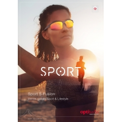 Sport S-Fusion - Curved lenses for lifestyle & sports