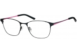 AB3249U BK - <p>The full rim version is provided with a stylish deep front shape and a colour selection of black, brown, grey or purple. </p>