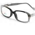safety frames - <p>Industrial safety frame is to protect eyes in the place where dangerous operation in held such as welding and etc. and it is mostly produced in the form of nickel-free(no nickel) which has low amount of nickel so it is suitable to users with metal allergy.</p>
