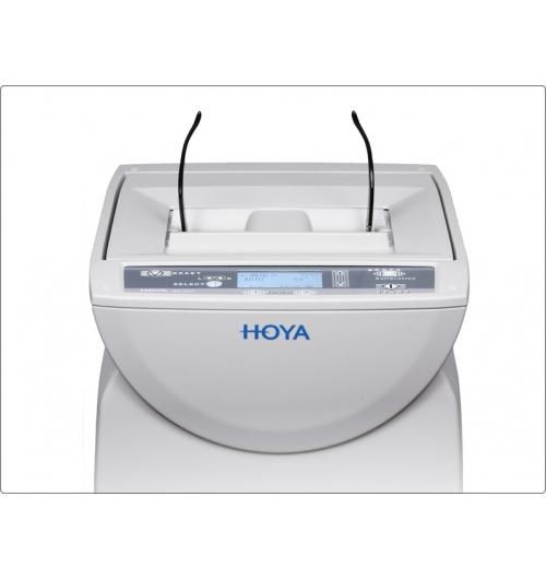 HOYA TRACEUR GT 5000 - An excellent tracer to accurately and precisely measure the dimensions of a frame. This measurement helps to optimise the fitting of the lenses into the frame.  In addition, you can create your own frame database which, combined with HoyaiLog, ensures an even faster workflow.