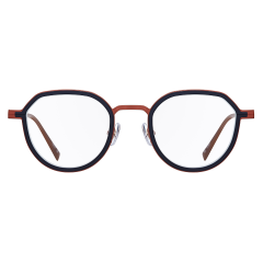SWITCH - The layered steel, which is composed of stainless steel and aluminium, completes SWITCH's sophisticated silhouette. Combination of polygon and rounded shape of rims showcases well-balanced design. Various coloration can be an accent of this frame.