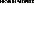 GENS DU MONDE - VARIATION DESIGN