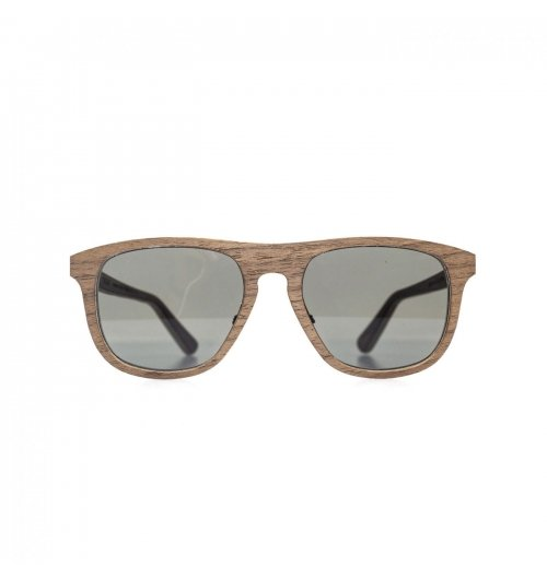Mika - Combining round lines and rectangular shapes, this men's sunglass elegantly plays on paradox and duality for a resolutely urban and cosmopolitan look.