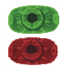 Suckers, universal blocks