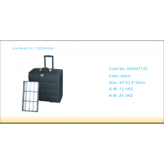 suitcase - suitcase of various materials ,can be used for display frames in stores or for sales staff traveling to promote products