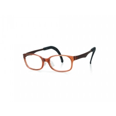 Tomato Glasses Junior C frame - The Junior C frames are rectangular with slightly wider temples. This range comes in a variety of colours and sizes for older children starting at 9 years old upwards.  Frames in this range come in the following sizes:  46×17, 48×17, 50×17, 52×17 and 54×17.5