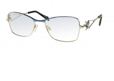 MOZART 1578 - <p>A noble frame made from titanium which is not only light but also elegant, Mozart 1578 by Neostyle.The highlight of the frame is the delicate floral temple design decorated with gemstone. These elegant frames are made from high grade titanium, fit many face shapes and are suitable for progressive lenses. </p>
