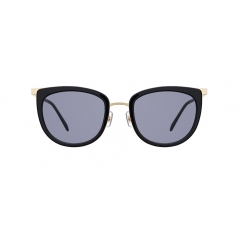 PITTA - These cat-eye Soltex sunglasses complete their feminine silhouette with a perfect design balance between soft Wellington shape and oversized frames.