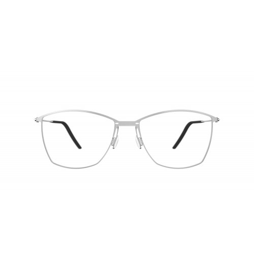 """DOT MONO - We are striving for the best solution for our eyewear. For our 20-year anniversary, we are getting to the heart of our love of design and technical perfection once again. With the DOT Mono: This is the first MARKUS T collection with 90° turned temples. This rotation gives the new collection a unique image. It makes it spectacular and discreet at the same time. For this, the front and temples are lasered with high precision from thin titanium plates: A minimal space, for which a new hinge was developed. """"That really gave me and my developers a challenge,"""" recalls Markus Temming. Nevertheless, the team constructed a plug connection that is as ingenious as it is simple. This is our signature, which we do not hide. Anyone who holds a pair of glasses with turned temples in their hands will understand immediately how the hinge works. Discover it for yourself!"""