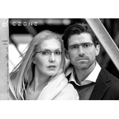 C-ZONE - <p>C-ZONE is a collection of affordable and wearable, yetmetal frames for men and women. C-ZONE is known for its intruiging colour combinations and comfortability. Light-weightness and innovation are important aspects of the collection. Within the collection, that consist of over 70 models in total, there is a special section for small sized frames for women varying from 47 to 49. But there is also an emphasis on frames for men with a broader face, with sizes up to 60.</p>