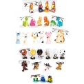 Optipets  Eyeglass Holder - <p>Real ceramic & polyresin noses with hand painted designs. A real eyecatchers for decoration and selling. Different lines are available as follows:</p> <p>-Sport Noses</p> <p>-Dogs & Cats</p> <p>-Ugly Fishes</p> <p>-Ceramic Zoo Set</p> <p>-Domestic Animal Set</p> <p>-Frog Set</p> <p>-Dino Set</p> <p>-Ceramic Jungle Kids Set</p> <p>-Abstract; Sea Coral; Tupton; Glas; Chrome & Picasso Noses</p>