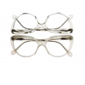 Suzy Glam strikes a pose - <p>Optical frame in acetate </p>