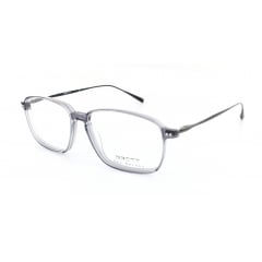 Danny - This model takes inspiration from the Brett DNA brand. The very thin and thick sections bring  an elegant and raw style. This contrast is feasible thanks to the way to cut the acetate materials.