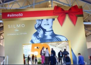 Entrée SILMO Paris 2017